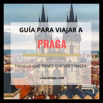 Mega Guía para viajar a Praga