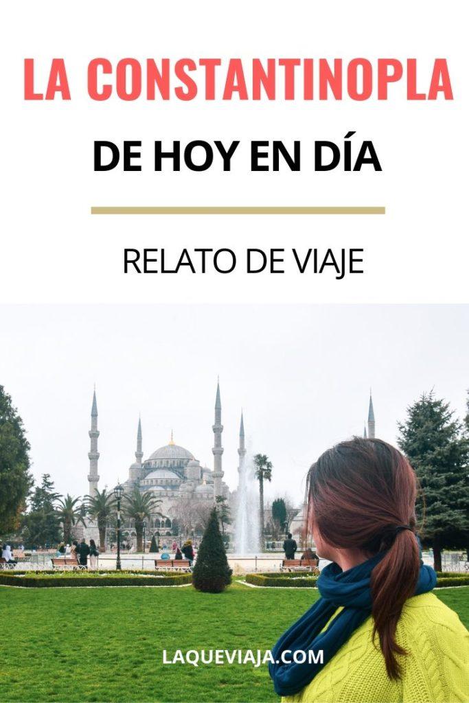 LA CONSTANTINOPLA DE HOY EN DIA