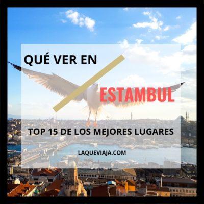 Qué ver en Estambul:  los Mejores Lugares