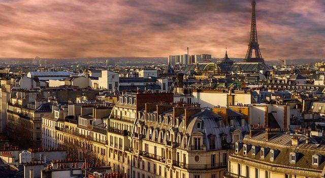 viajar a paris - guia de viaje