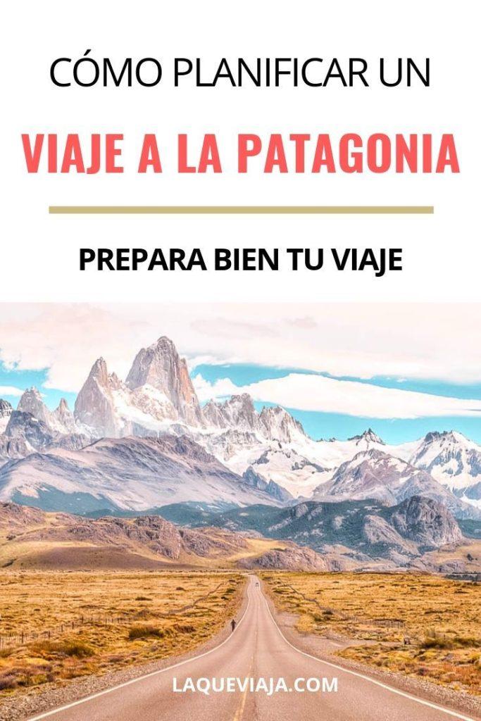 como planificar un viaje a la Patagonia