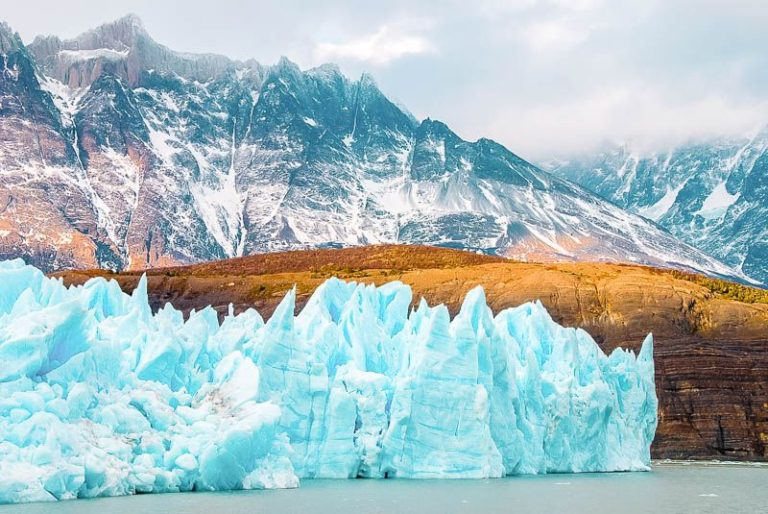 como organizar un viaje a la Patagonia