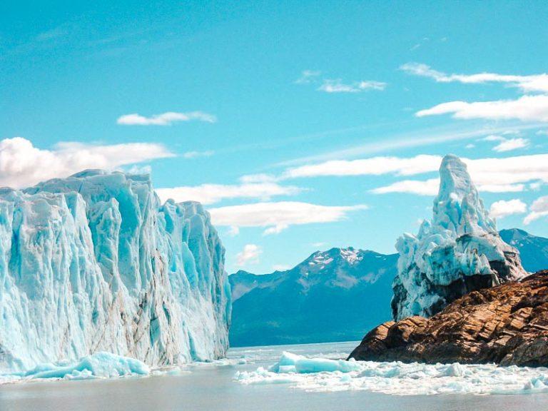 como llegar al glaciar perito moreno