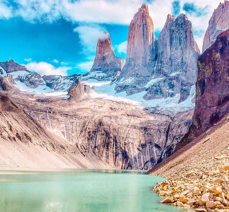 como llegar a las Torres del Paine