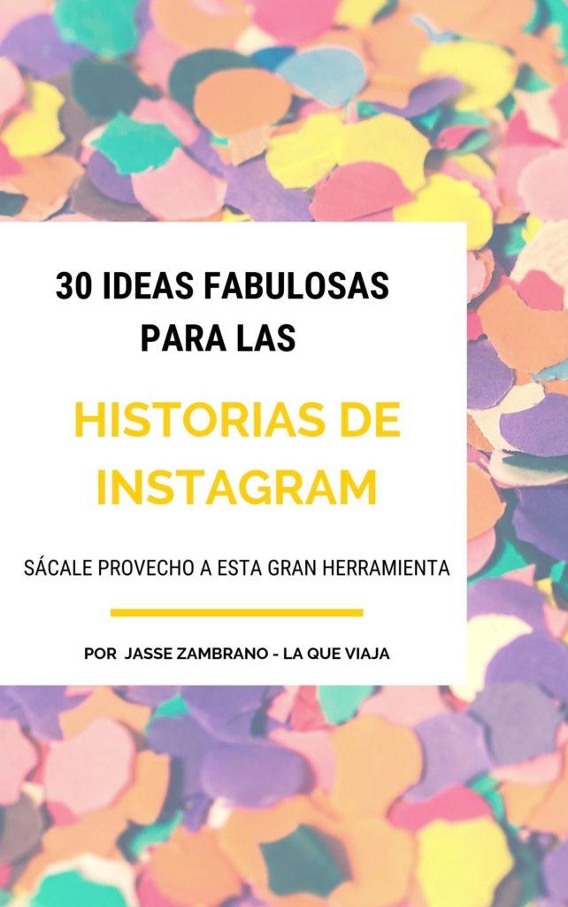 ideas para las historias de instagram