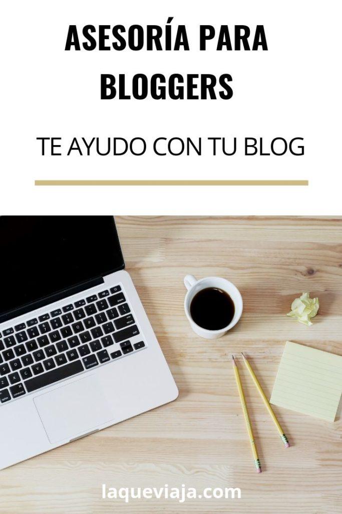 asesorías para bloggers