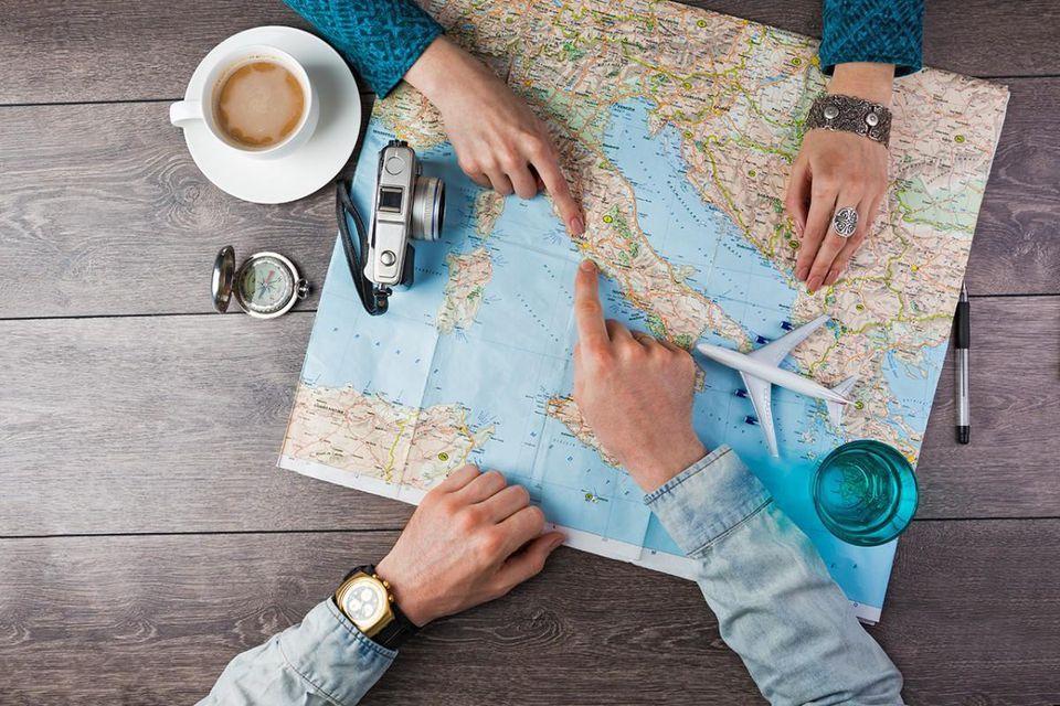 como planifico bien un viaje