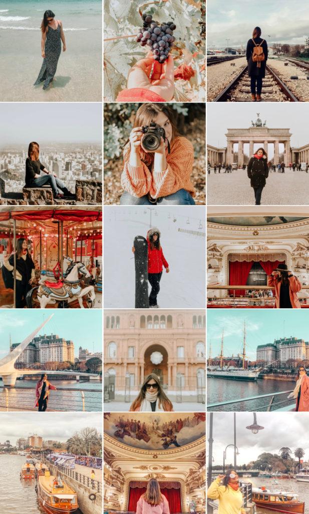 como tomar buenas fotos para instagram viajando