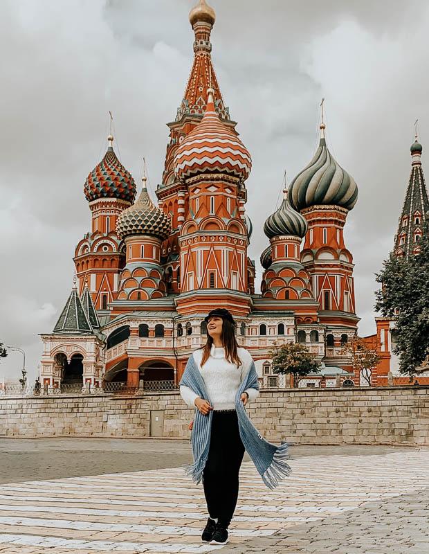 blog de viajes para viajar barato - la que viaja - Rusia Moscu