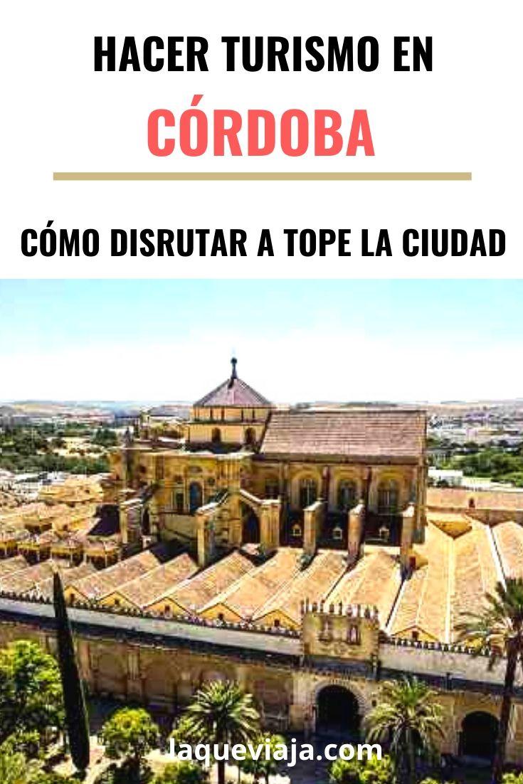 hacer turismo en Cordoba España